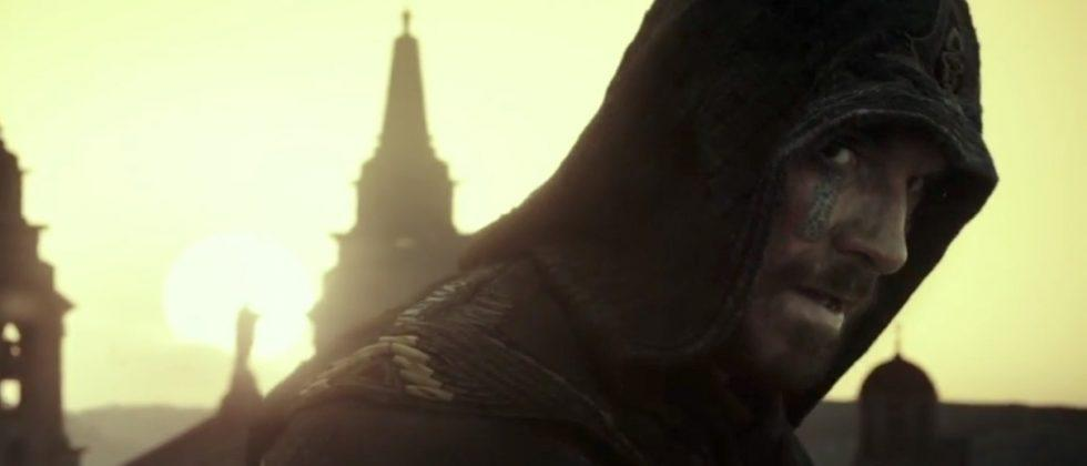 Assassin's Creed debut movie trailer features secrecy and fighting