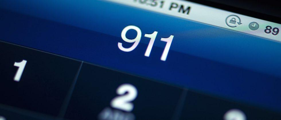 Finally there's a chat bot for calling 911