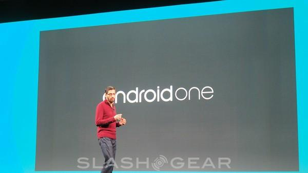 Google exec: Android One is part of broader hardware strategy