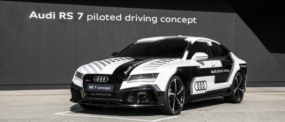 Audi is teaching its self-driving car human manners