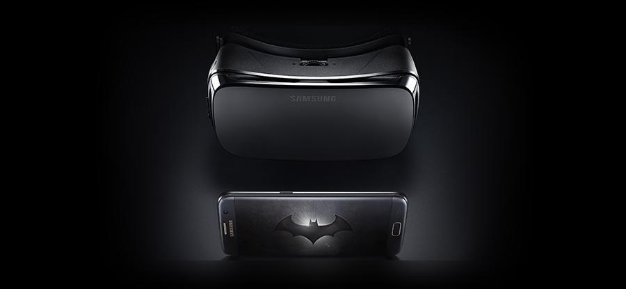 Samsung Galaxy S7 edge 'Injustice Edition' is Batman themed