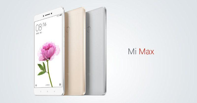 Xiaomi Mi Max is here, large, and unsurprisingly affordable