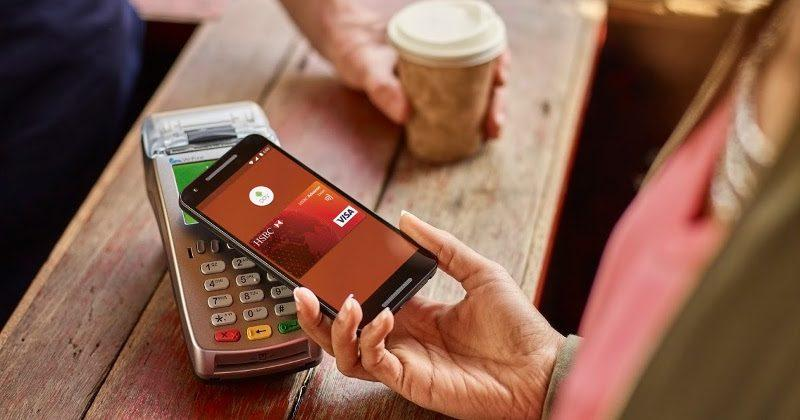 Android Pay lands in the UK, without Barclays of course