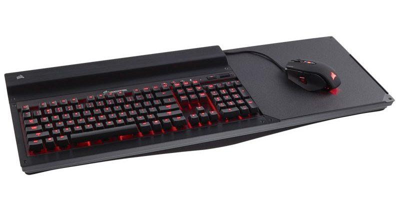 Corsair LAPDOG brings the mouse and keyboard to your couch