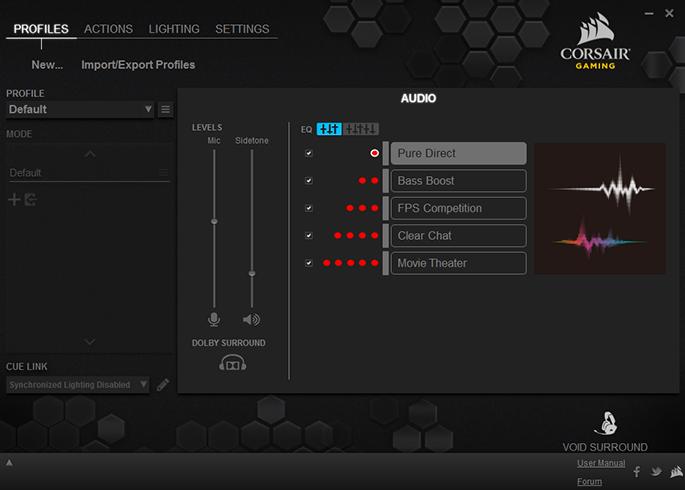 Corsair-Software