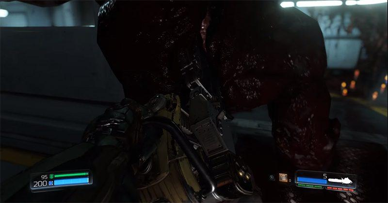 Check out NVIDIA's 200FPS DOOM gameplay demo