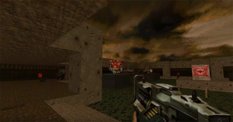 New Doom features get recreated in the original games