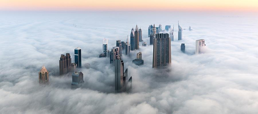 UAE considers building faux mountain to increase rainfall