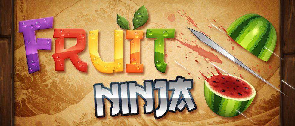 Now Fruit Ninja is getting a movie adaptation too
