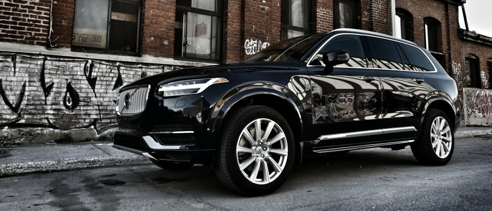 2016 Volvo XC90 T8 Twin-Engine Plug-In Hybrid Review