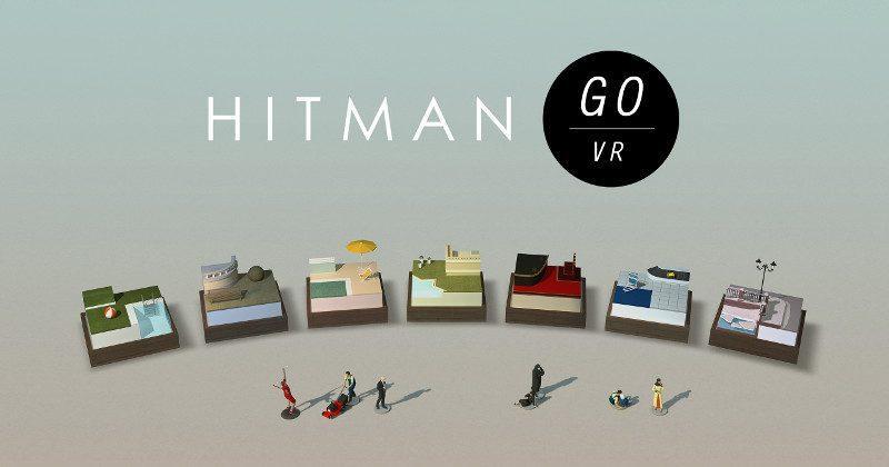Hitman GO's newest targets: Oculus Rift, Samsung Gear VR