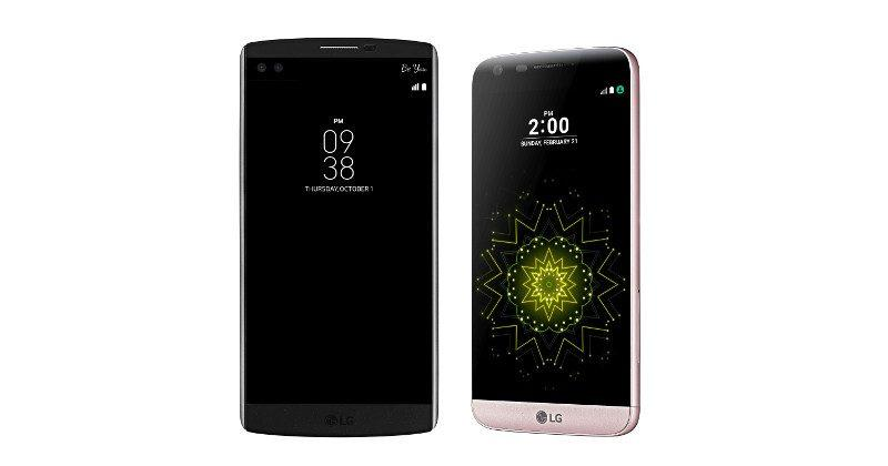 LG G5, V10 get approved for use in US military, enterprise