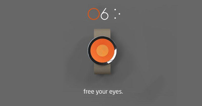 O6 rotary controller frees your eyes, lets your fingers do the work