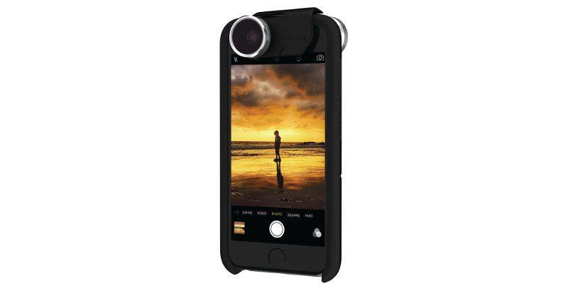 olloclip 4-in-1 lens lands on the new OtterBox uniVERSE case system