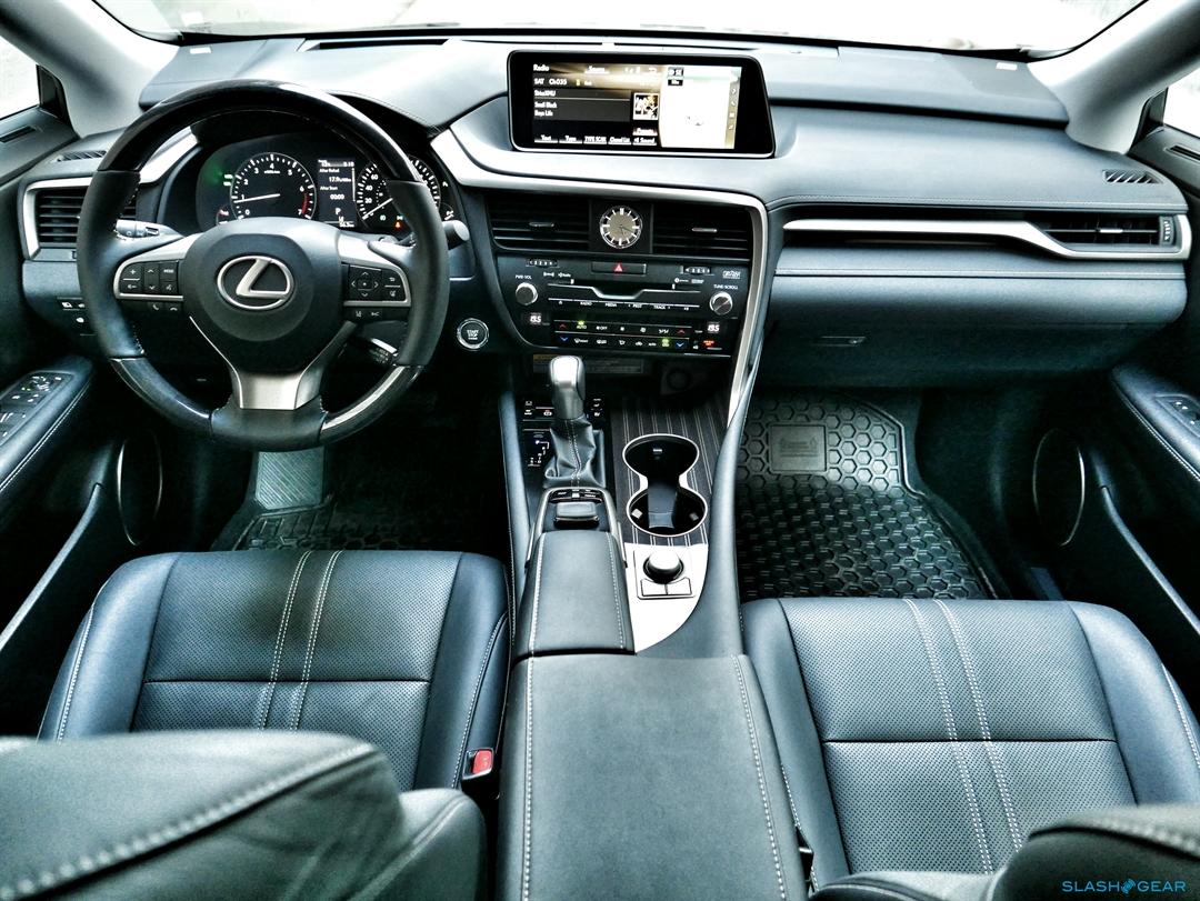 The Lexus Rx 350 Takes On 4 Of The Best Luxury Suvs For 2016 Slashgear