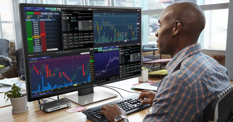 Dell 43-inch P4317Q multi-client monitor could make you cry