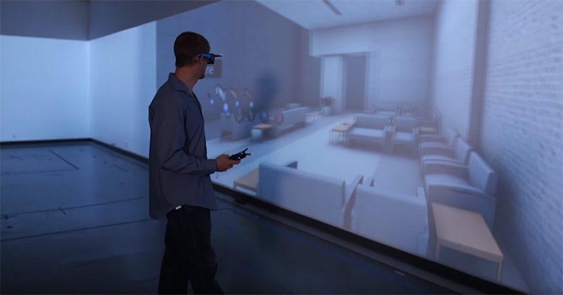 Forget room-scale VR, warehouse-scale is now possible