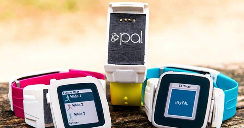 Pal strap brings GPS to Pebble Time and Time Steel