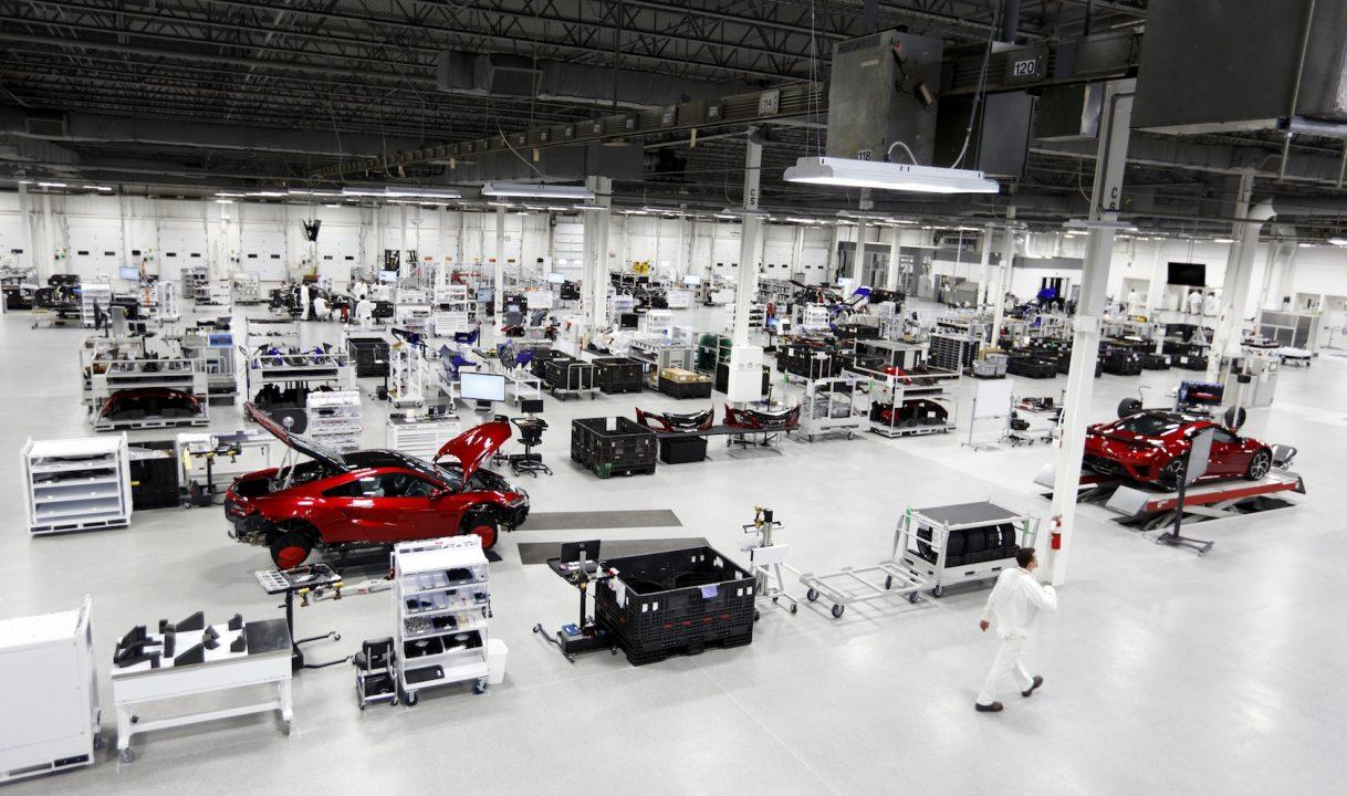NSX Performance Manufacturing Center