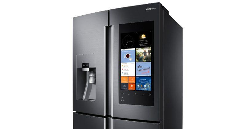 Samsung Family Hub fridge finally available for purchase