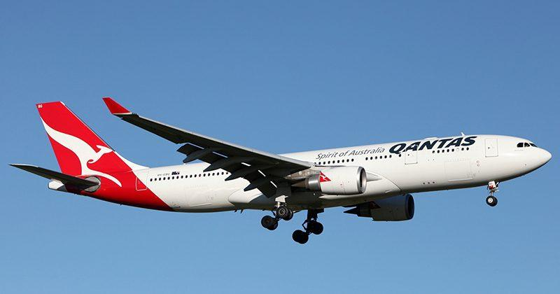 WiFi prank grounds Qantas flight for two hours
