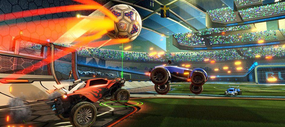 Rocket League cross-play between PC and Xbox One goes live