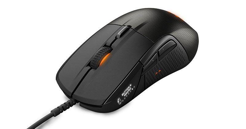 SteelSeries Rival 700 introduces tactile feedback to PC gaming