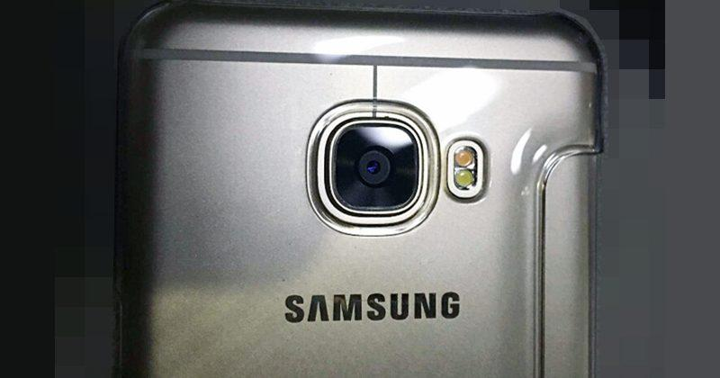 Leaked Samsung Galaxy C5 photos show traces of HTC One design