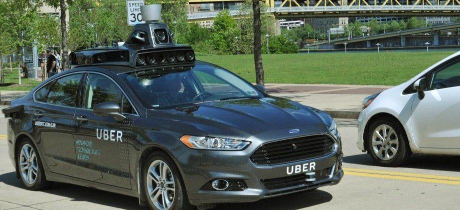 Uber debuts self-driving car for testing in Pittsburgh