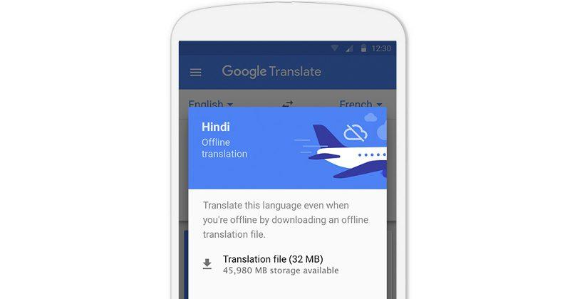 Google introduces Tap to Translate, offline mode