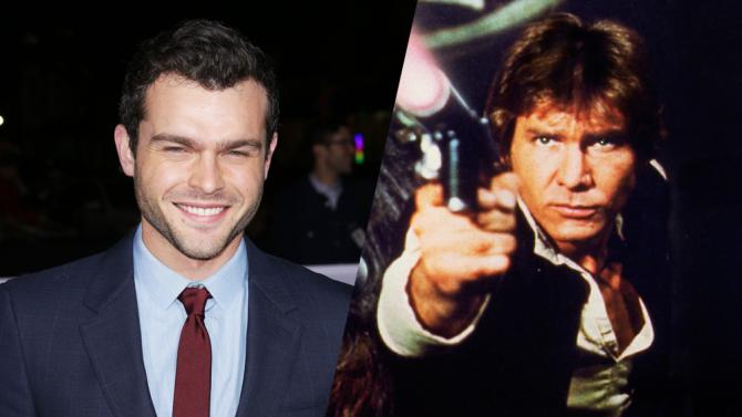 Alden Ehrenreich cast as young Han Solo for Star Wars spin-off
