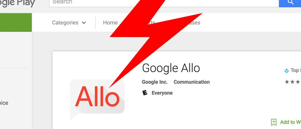 Allo and Duo are in Google Play for Android now (sort of)