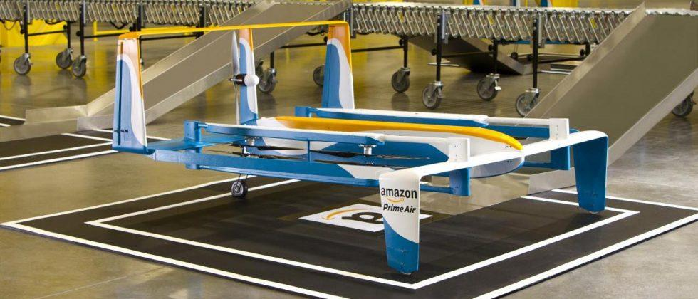 Amazon Prime Air secretly recruited an all-star computer vision team