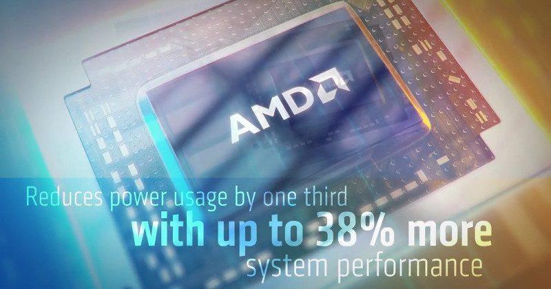 AMD reveals 7th gen A-series CPUs, VR-ready Radeon RX 480
