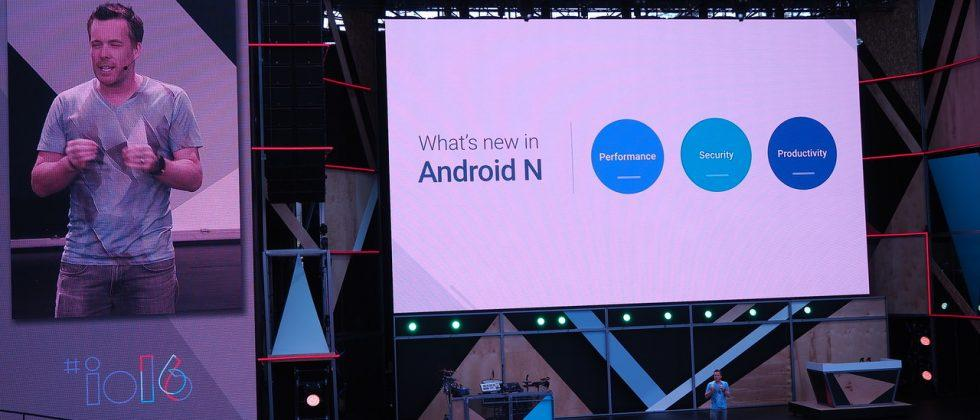 Android N will auto-update to fight fragmentation