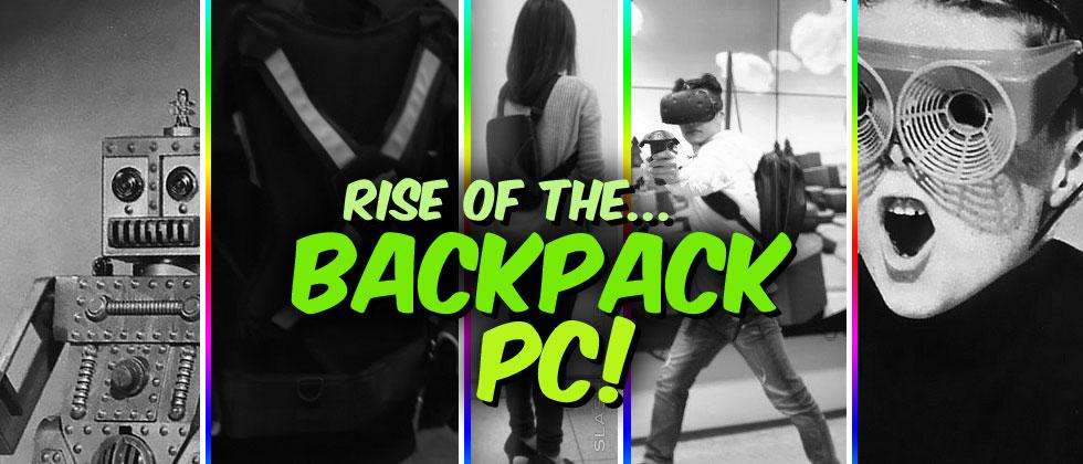 Rise of the VR-ready Backpack PC: Aorus, HP, MSI, ZOTAC