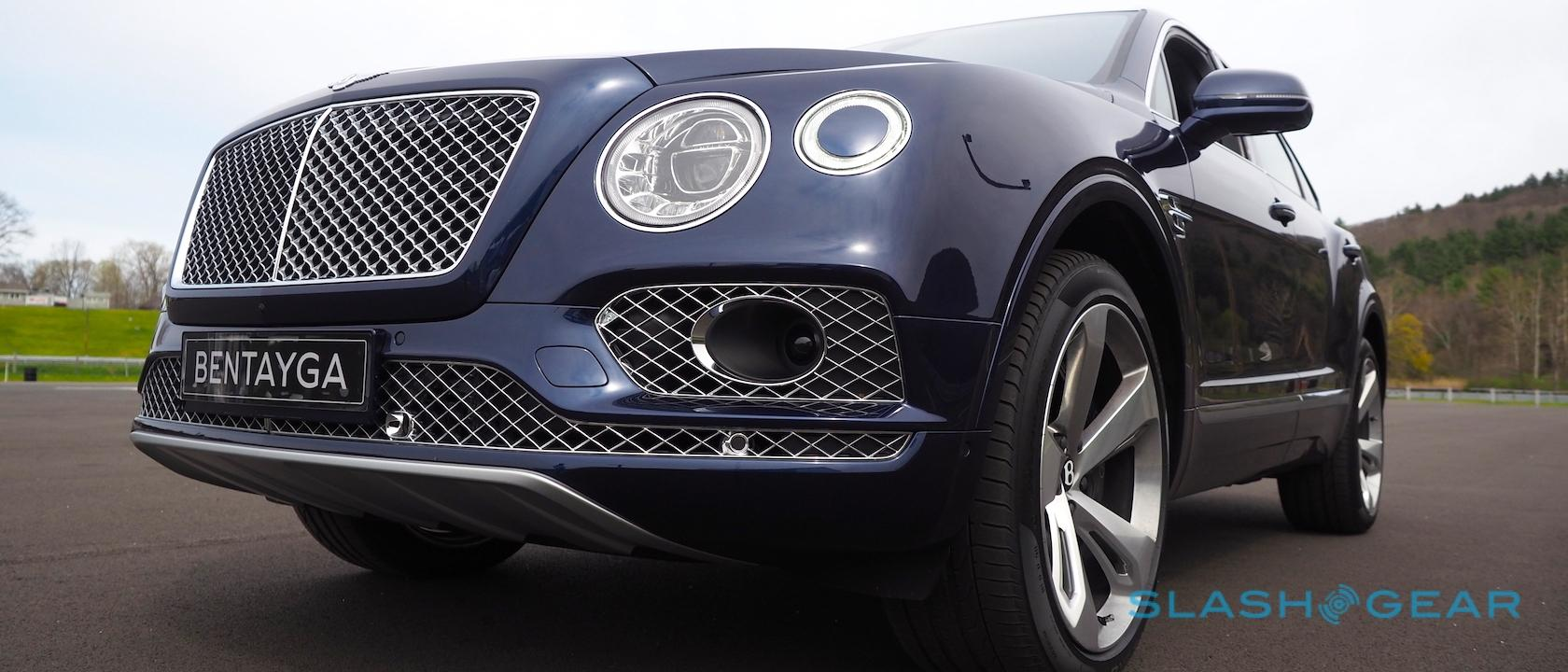 The Five Most Ridiculously Lavish Features Of The Bentley Bentayga Slashgear
