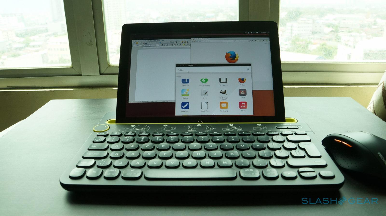 Ubuntu BQ Aquaris M10 Review – Part 1: Hardware - SlashGear