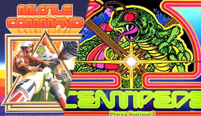 Atari classics Missile Command and Centipede are going to be movies