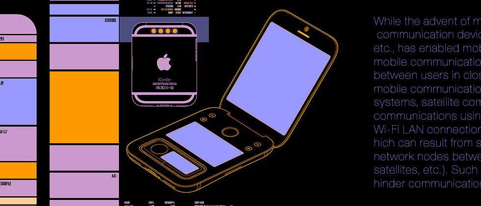 Apple tipped working on a smart Walkie Talkie
