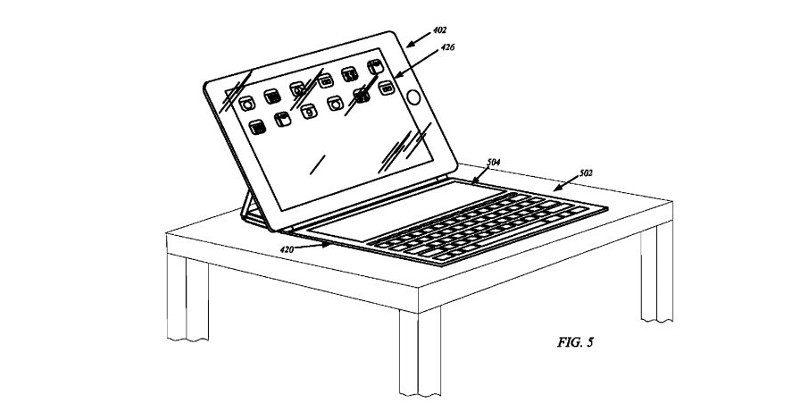 Apple patents Smart Covers with solar panel, sketchpad, and more