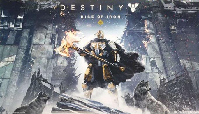 Destiny: Rise of Iron poster leak teases next expansion