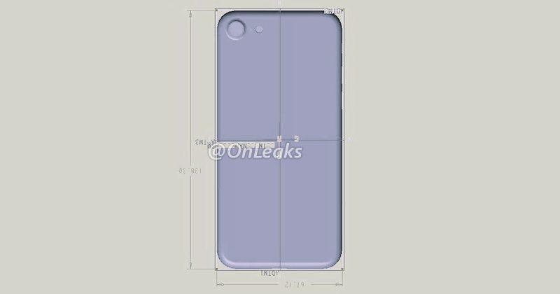 Leaked iPhone 7 schematic disappointingly shows little change