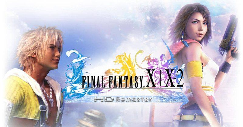 Final Fantasy X, X-2 land on Steam in Remastered HD glory