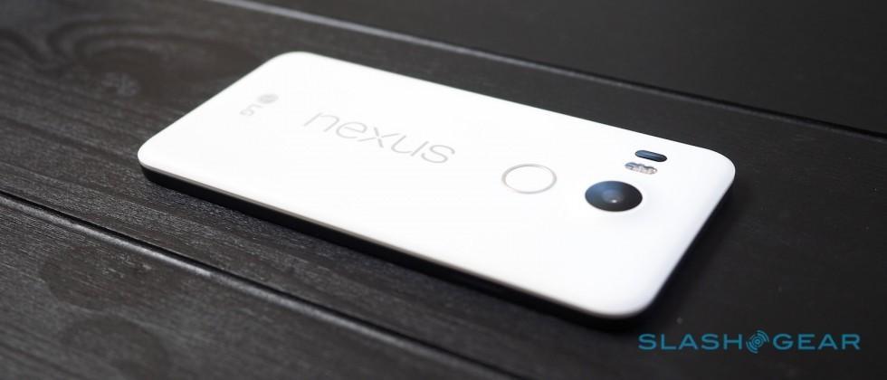 Nexus 5x running Windows 10 mobile