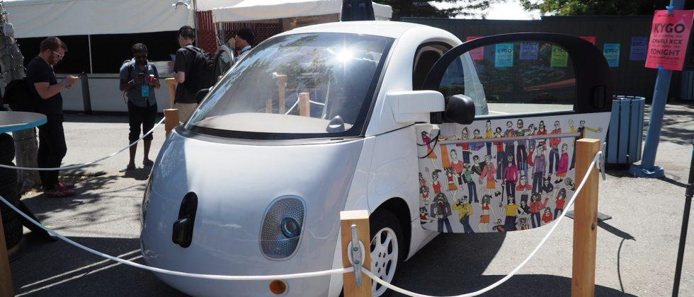 Google digs self-driving roots in heart of old-school automaker territory