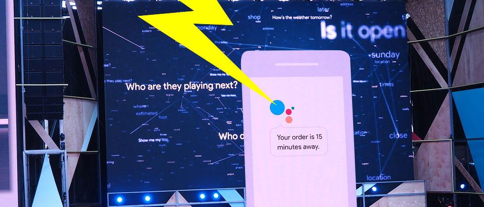 The Google Assistant is the natural language AI sci-fi promised us