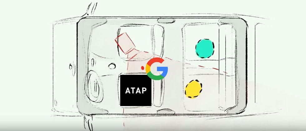 Google's new ATAP movie moves when you move in a virtual vehicle