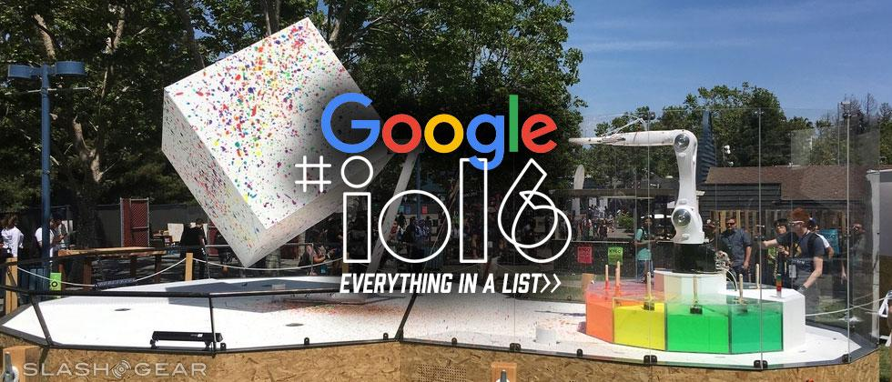Everything you need to know from Google IO 2016