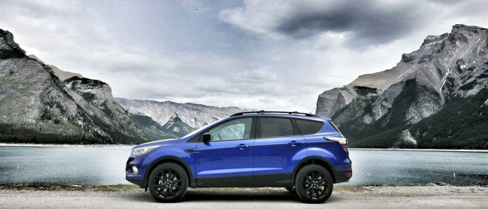 2017 Ford Escape First Drive – Turbocharging Evolution